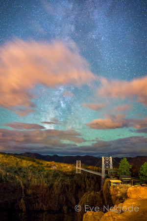 Royal Gorge Milky Way